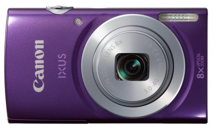 IXUS 145 PURPLE FRT