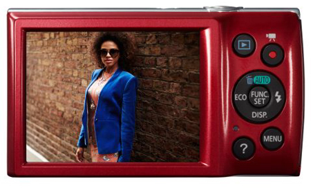 IXUS 145 RED BCK